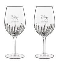2 stk. Bormioli Mixology spritzglas med eget design/monogram