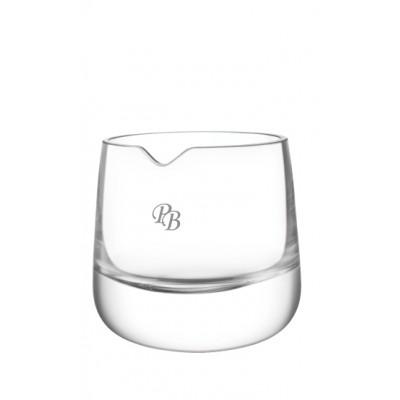 Glas isspand med eget design/monogram