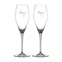 2 stk. Spiegelau Hybrid Champagne med eget design/monogram