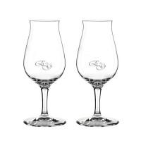 2 stk spiegelau snifter romglas med eget design monogram - Spiegelau snifter ...