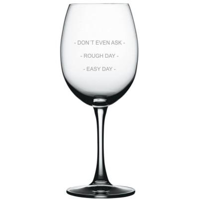 1 stk. Bordeaux med EASY DAY tekst